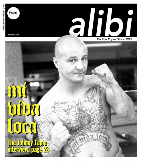 Albuquerque's champion Johnny Tapia, revisited