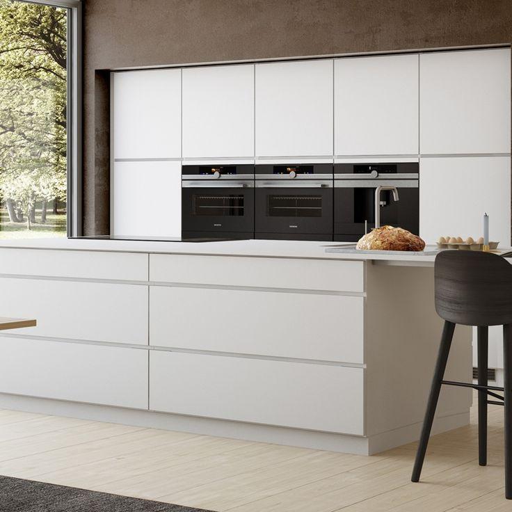 Keukens Deens Design : Mer enn 25 bra ideer om Hvite Kjøkken på Pinterest Vakre