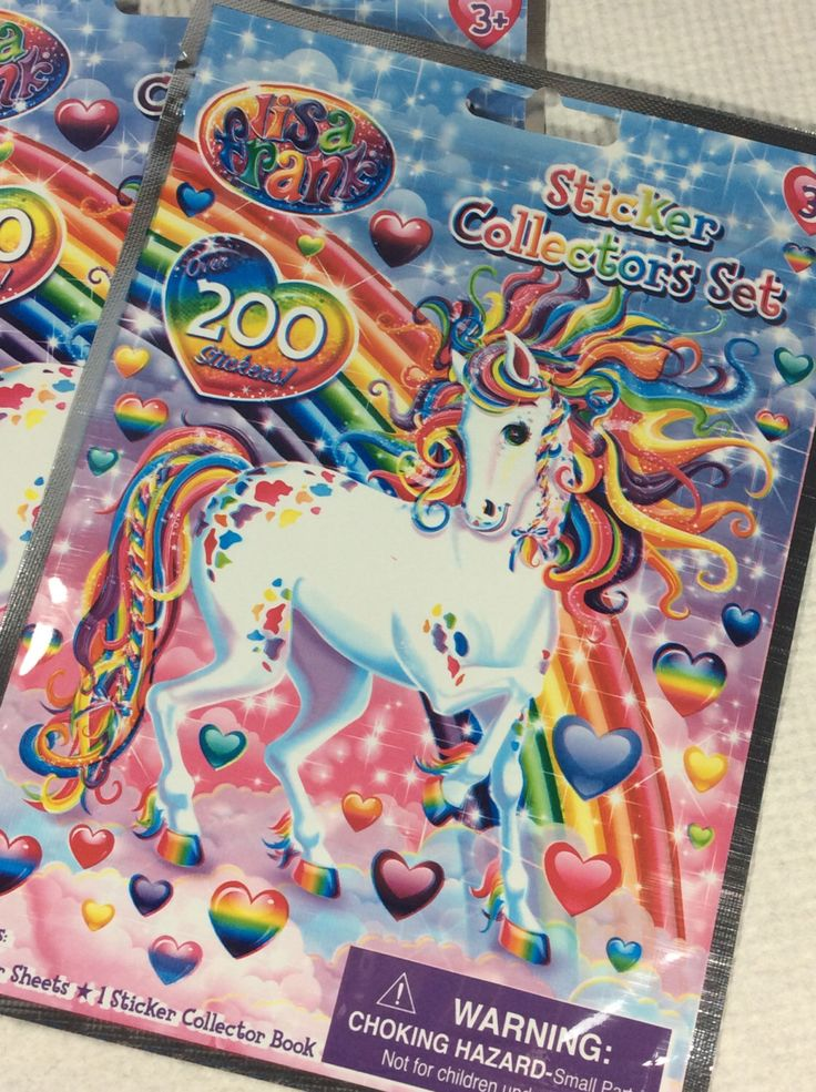 A personal favorite from my Etsy shop https://www.etsy.com/listing/256866744/lisa-frank-stickers-lisa-frank-grab-bag