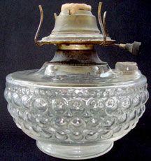 Victorian EAPG Oil & Kerosene Lamps For Sale