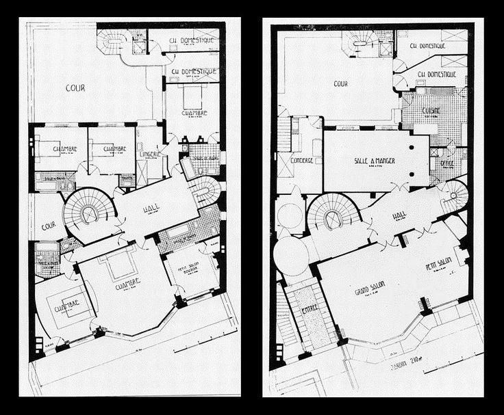 Architecte: Michel Roux-Spitz [1888-1957]