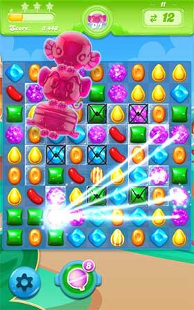 Candy Crush Jelly Saga 1.56.6 APK Mod (Unlimited All/Unlocked) for android Unlimited Money Hack