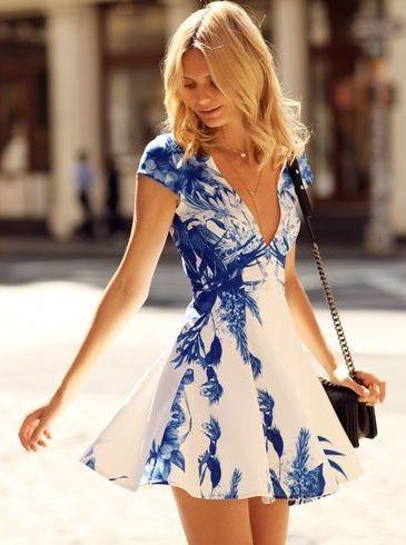 #summer #fashion / floral