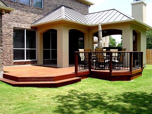 this gorgeous project includes deck covered porch the open steps increase fluid small decorating ideas christmas plans