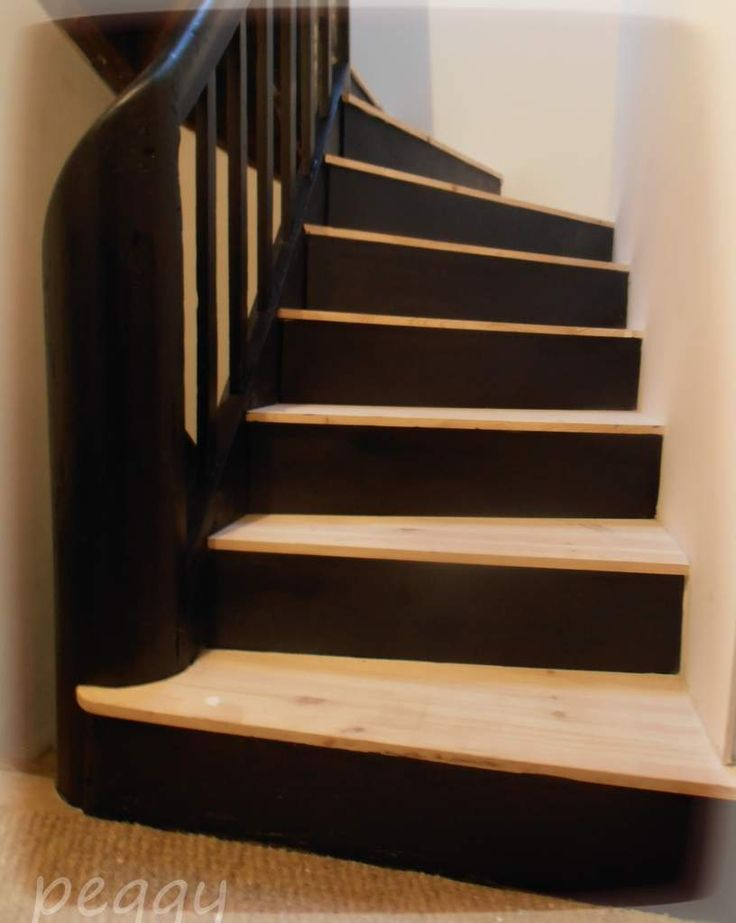 Oltre 1000 idee su peinture escalier su pinterest for Photo peinture escalier