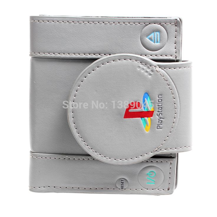 playstation  wallet youth student individuality original paragraphs short transverse fashion purse  DFT-1250
