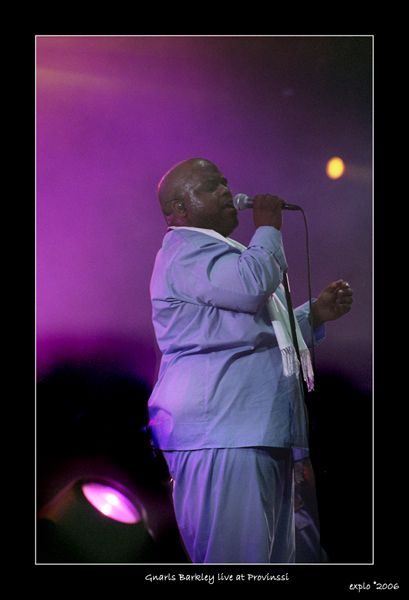 Gnarls Barkley at Provinssirock
