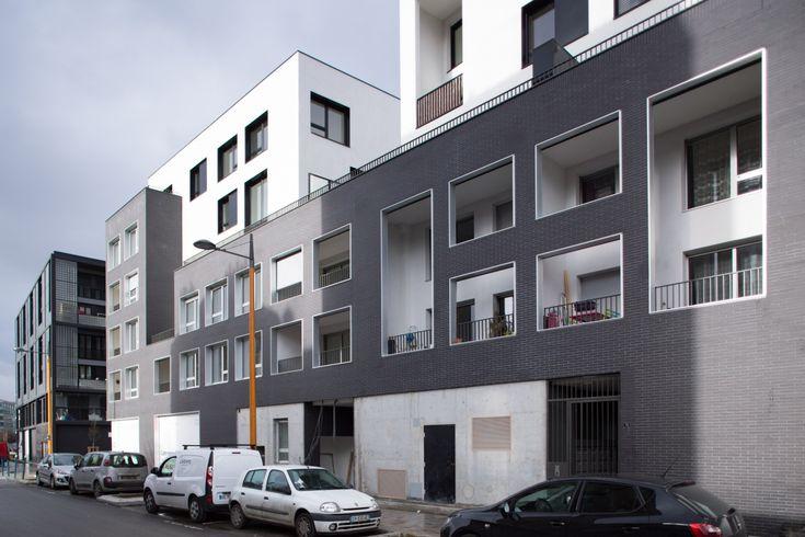 173 housing units , Pantin (93) - Nexity - Antonini Darmon