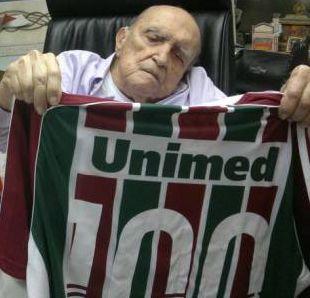 Oscar Niemeyer: Antes de ser arquiteto, foi meio de campo do Fluminense
