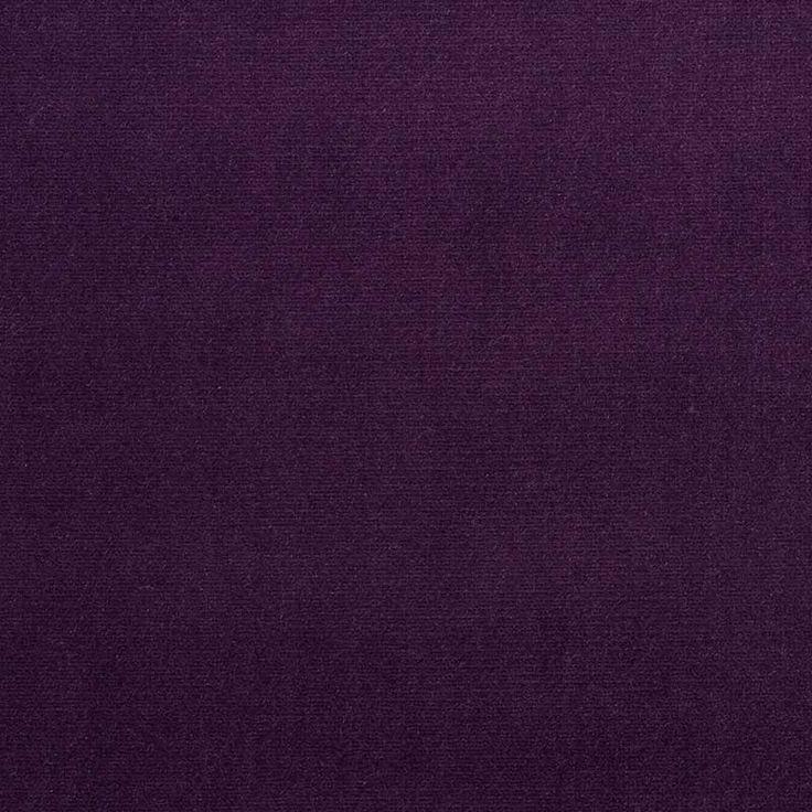 Warwick Fabrics : LUMIERE, Colour VIOLET