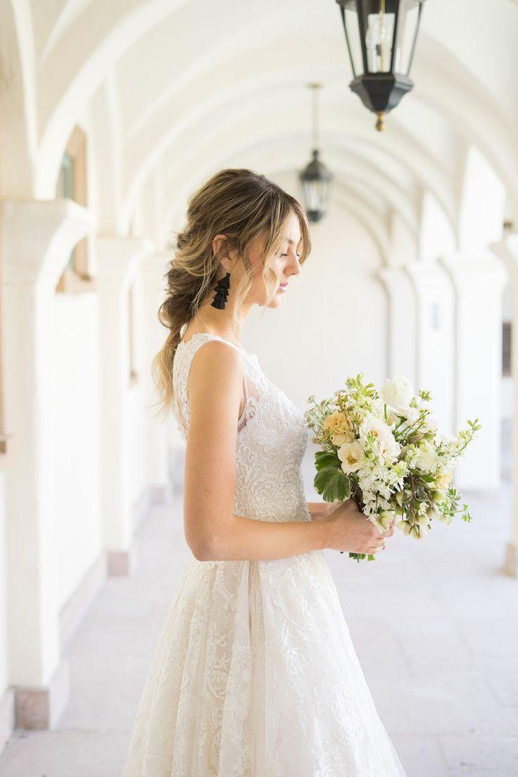 David's Bridal Spotlight Oleg Cassini and Galina