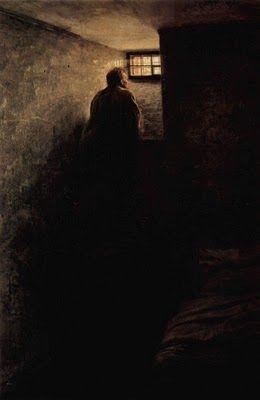work of Nikolai Alexandrovich Yaroshenko: Prisoner 1878, Yaroshenko 1878, Art, Yaroshenko 1846, Painting