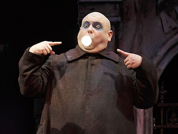 how to make uncle fester costume