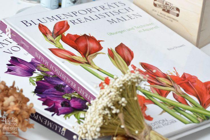 Сразу скажу, что к ботаническим акварелям таких художниц как Билли Шоуэл (я показываю именно ее книги ниже) и Анны Мэсон у меня весьма двоякое отношение. С одной…