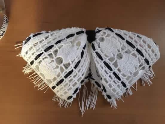 Moño Charro Diseñadoras: Angelica Granados Anel Granados