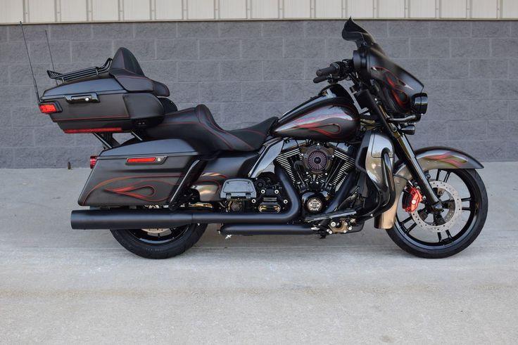 Details About 2015 Harley-Davidson Touring
