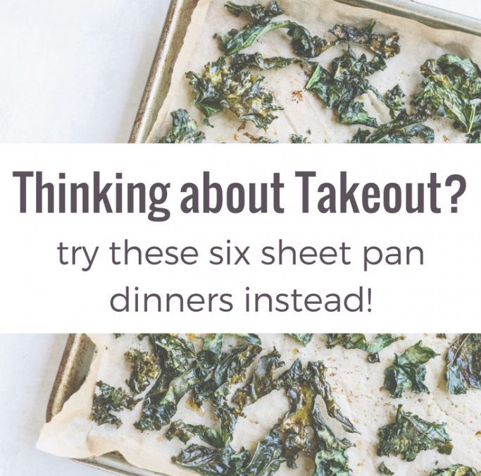 Six Sheet Pan Dinners That Are Faster Than Takeout