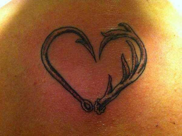 Cute tattoo for the outdoorsy kind of girl :) I never really considered ever getting at tattoo until I saw this!!!