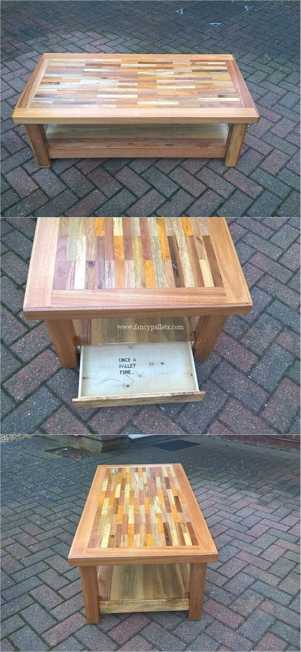 outstanding shipping pallets coffee table projects pallets ideas rh pinterest com