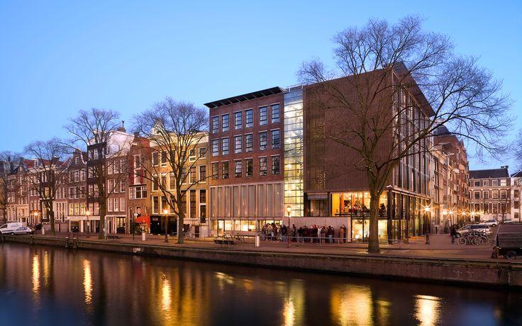 Anne Frank House - Amsterdam Travel Guide