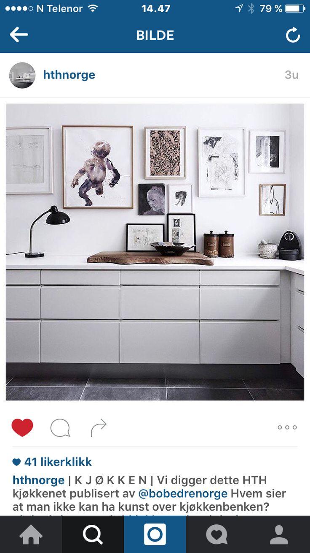 74 best images about HTH kjøkken on Pinterest  Unik, Kitchen dining ...