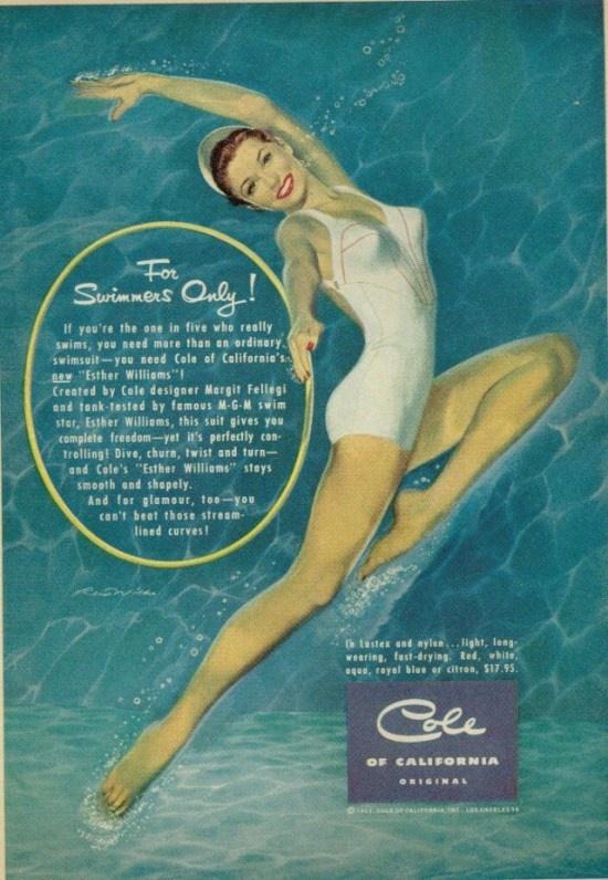 Cole of California 1952