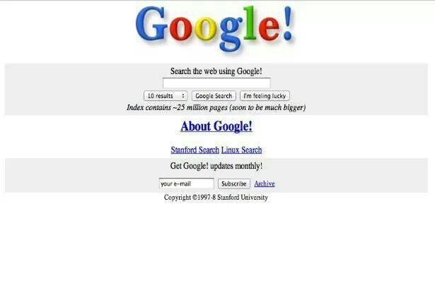 4th sep 1998, google search launched.