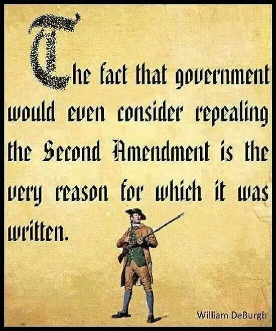 Harry Reid and the Obamaites are trying to limit the first amendment so you may not criticize them.  Imagine what will happen if they take away your second amendment.