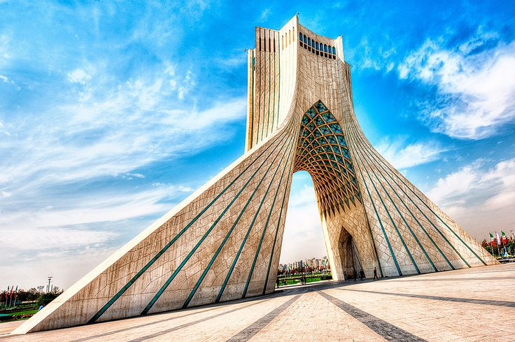 Azadi Tower - The Azadi Tower translated: Freedom Tower, previously known as the…