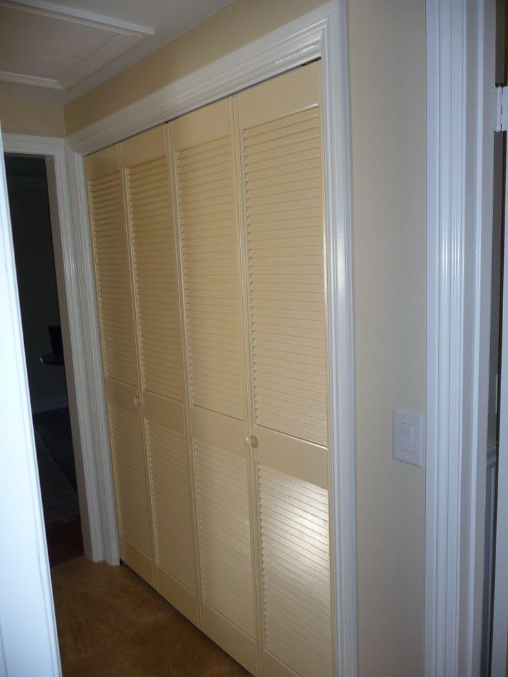 7 Best Images About Pine Bi Folding Closet Doors On