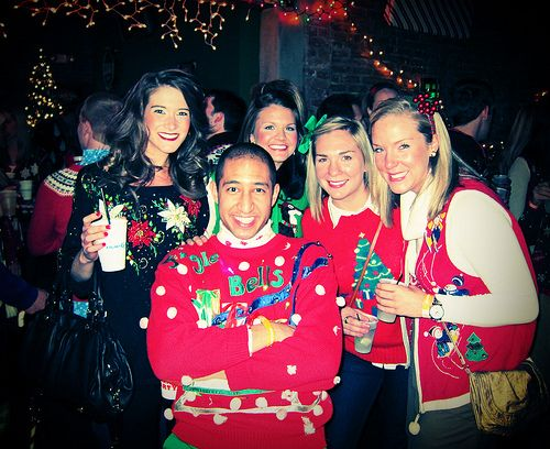 ugly sweater school spirit day | Kick things up a notch this year with some creativeand scrumptiously ...