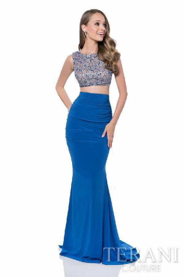 ee14c39f1e7 Discount Sale Sexy Terani Prom 1611P1363 Dresses Prom Dress Sexy