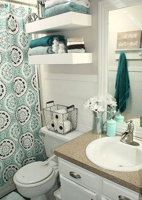 first apartment decorating ideas on a budget 35 bathroom in 2019 rh pinterest com