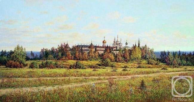 Панин Сергей. Саввино-Сторожевский монастырь