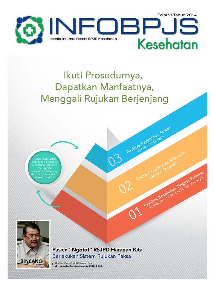 Majalah Info BPJS Kesehatan, Edisi 6, Tahun 2014 by BPJS Kesehatan RI via slideshare