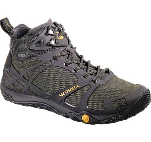 Men's - Proterra Mid Sport GORE-TEX® - Less is definitely more with these waterproof, minimalist hiking shoes.