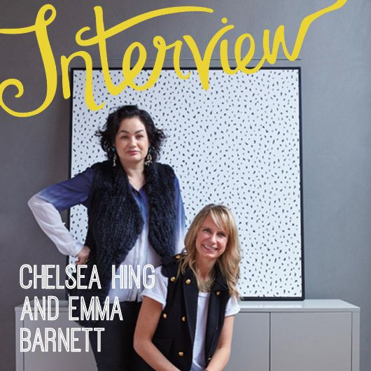 Chelsea Hing and Emma Barnett: Interview by Tess McCabe for Creative Women's Circle