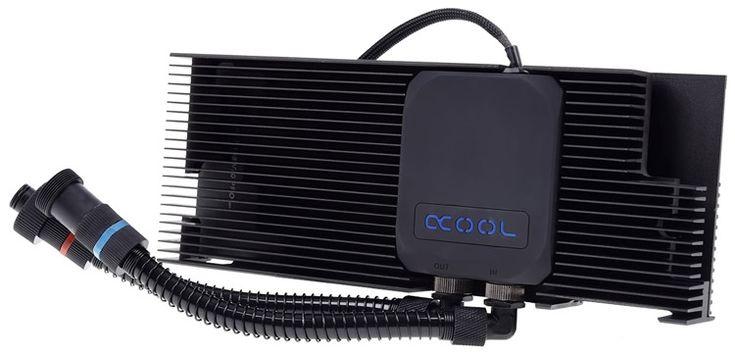 Alphacool предлагает охладители Eiswolf 120 GPX Pro для GeForce GTX 1080/1070