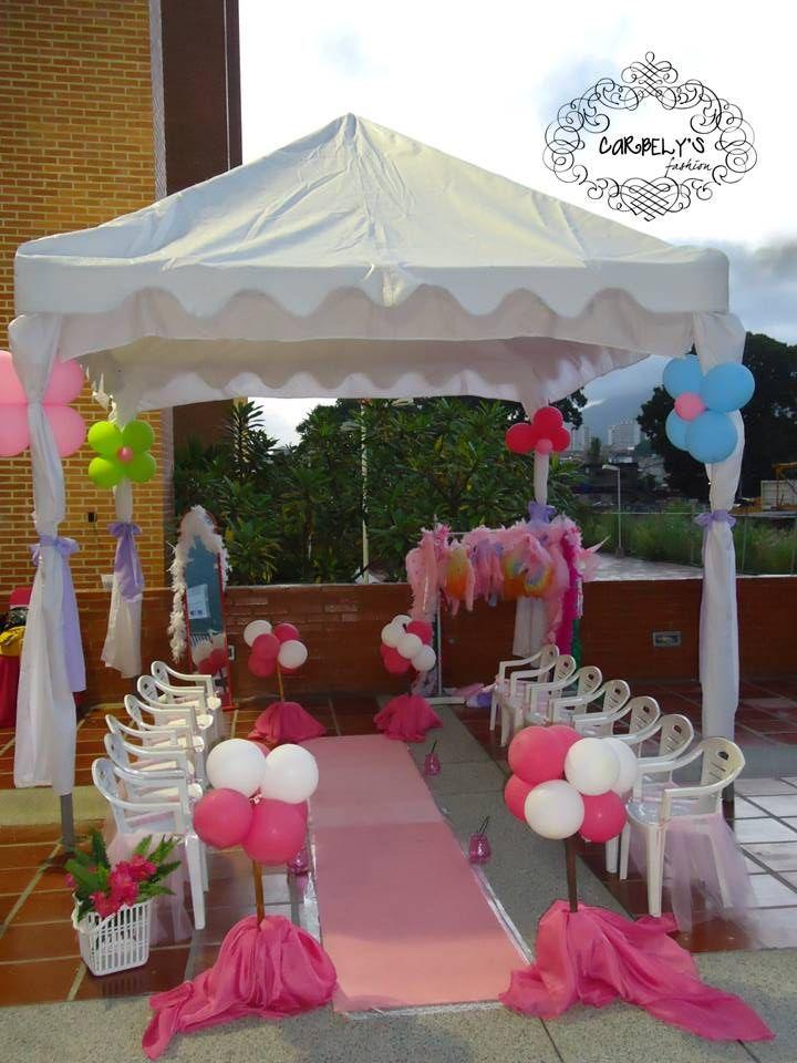 9 best images about spa party fiesta spa para las - Decoracion para spa ...