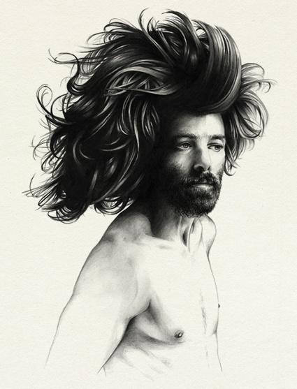 Hair.  Ricardo Fumanal.