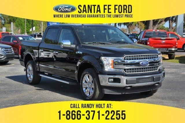Used 2018 Ford F 150 Lariat 4x4 Truck For Sale Gainesville Fl