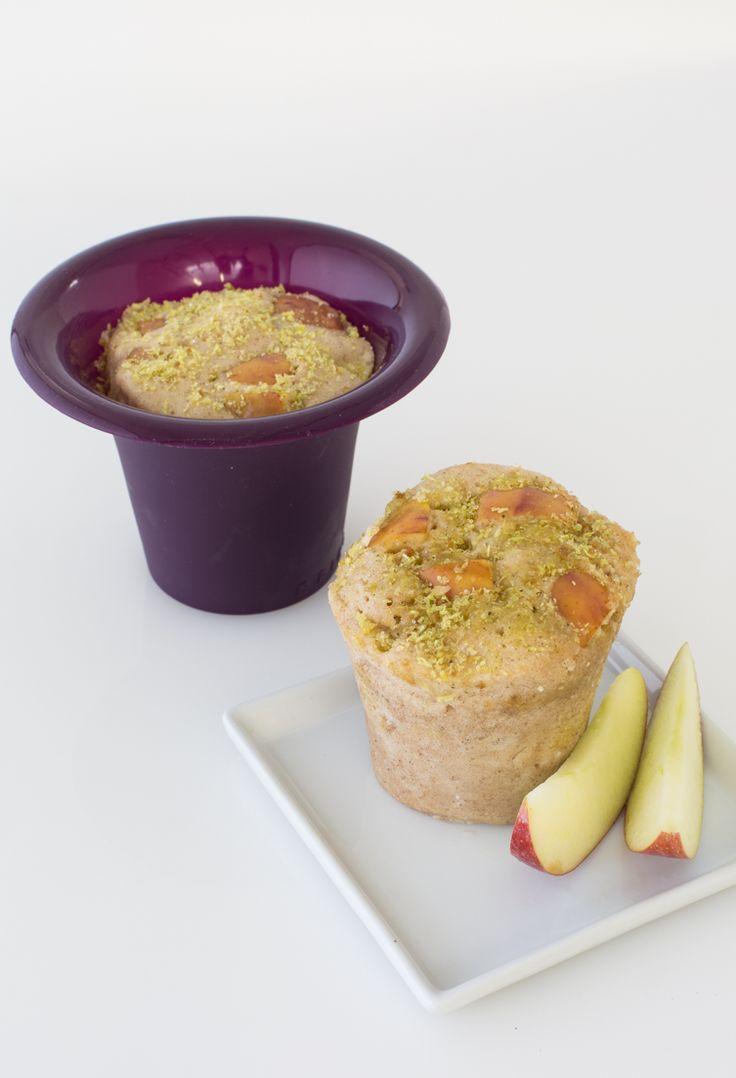 Apple Coconut Muffin