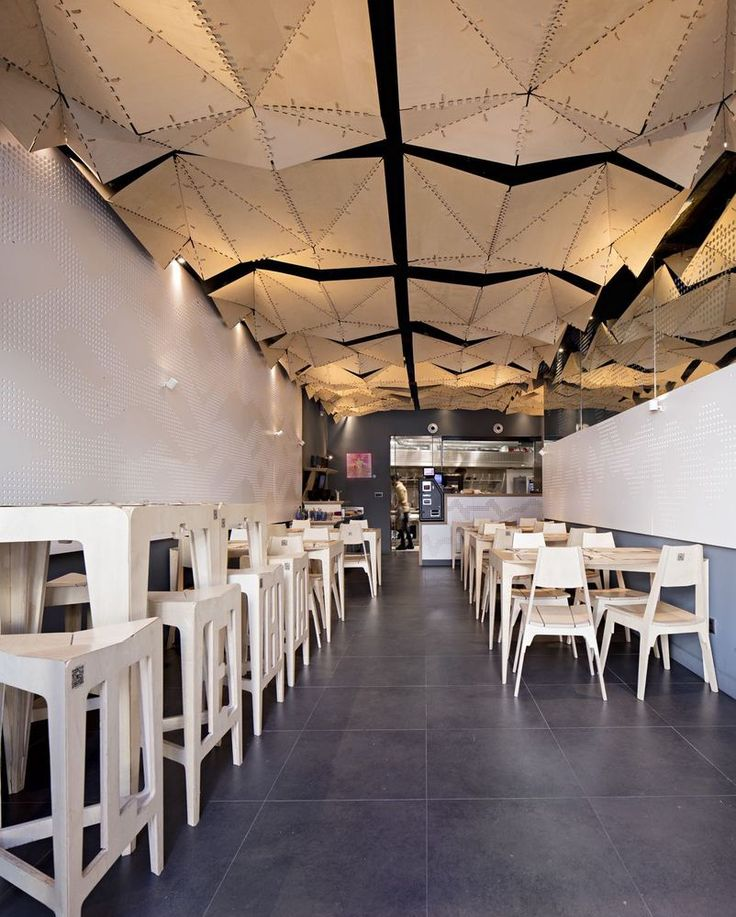 Gallery of LEKA Open Source Restaurant