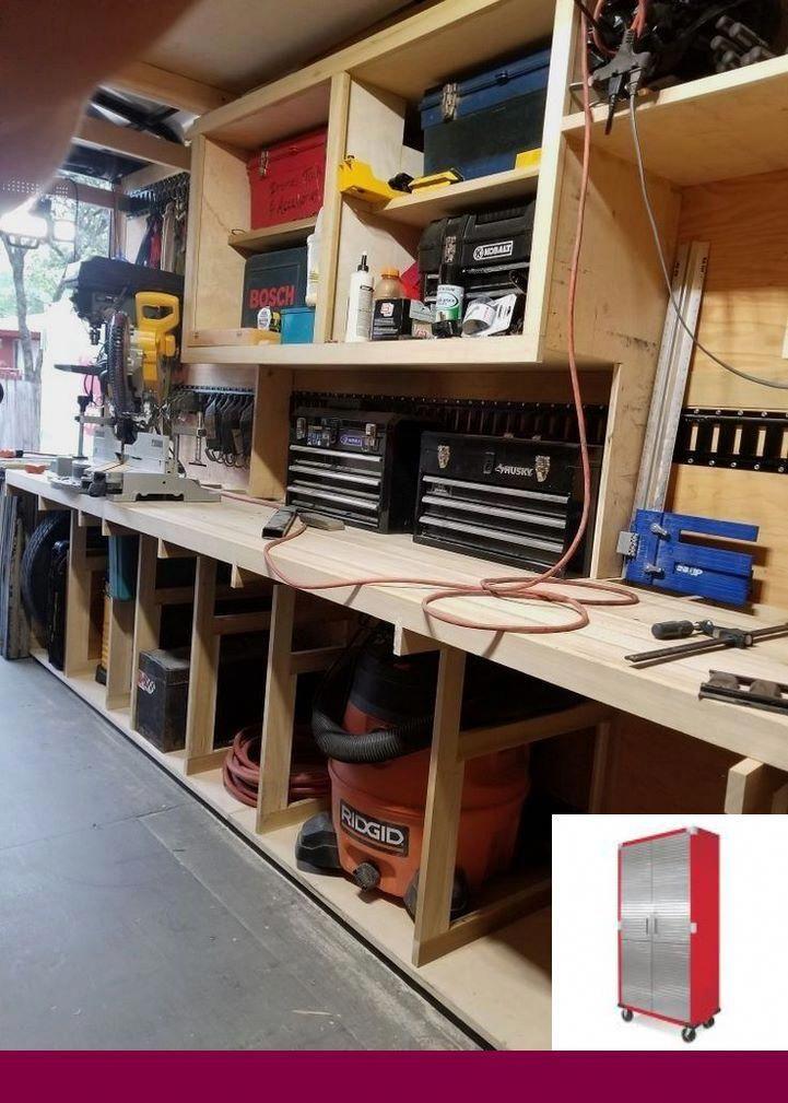 cabinets and garage storage organization ideas and garage rh pinterest es