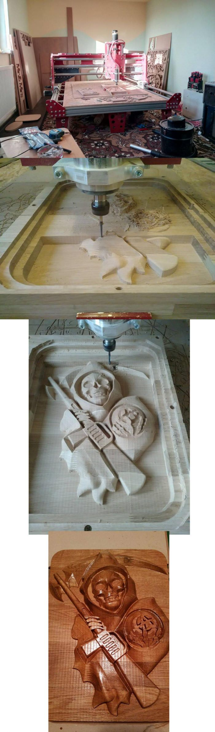 cnc machinist resume%0A Homemade cnc router  more from my work  enjoy