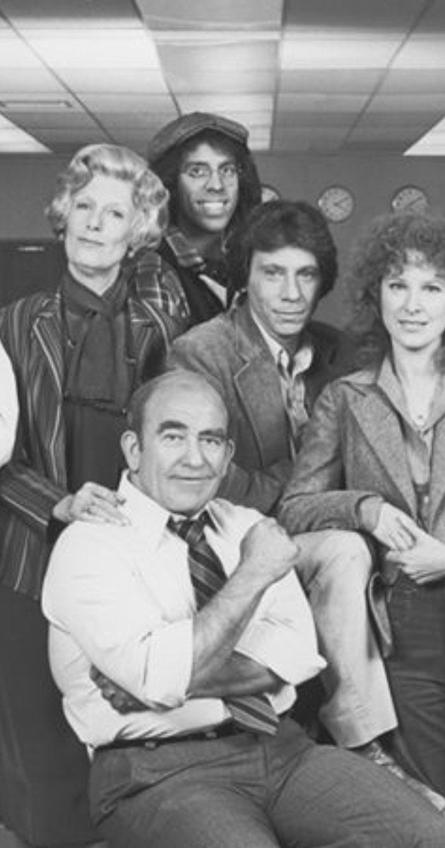 Created by James L. Brooks, Allan Burns, Gene Reynolds.  With Edward Asner, Robert Walden, Mason Adams, Jack Bannon. The trials of the former TV station manager, turned newspaper city editor, and his journalist staff.