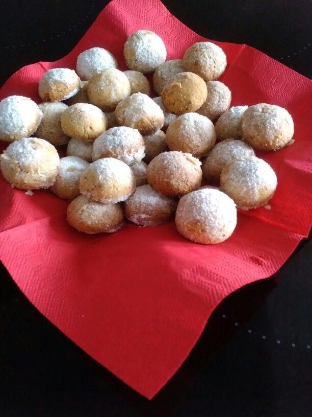 Pistáciové sušenky