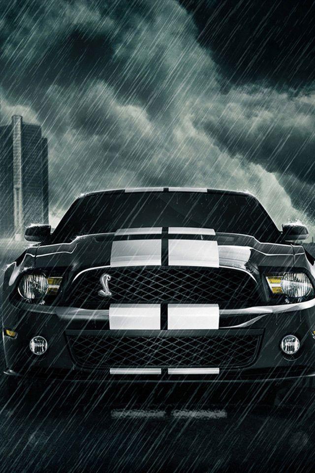 Full Hd Mustang Iphone Wallpaper Ipcwallpapers Car Wallpapers Mustang Cars Mustang Wallpaper