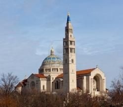 Basílica del Santuario Nacional de la Inmaculada Concepción