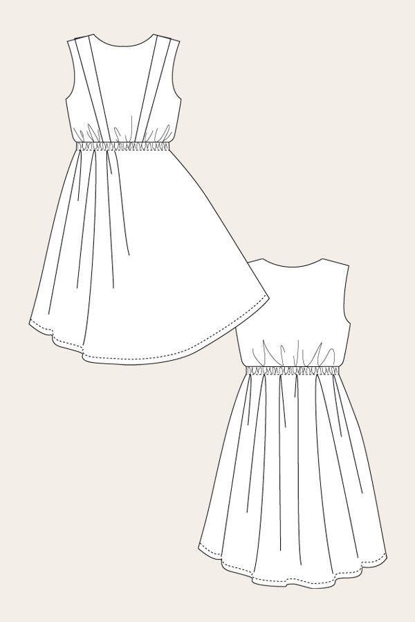 Named Clothing Leini Dress